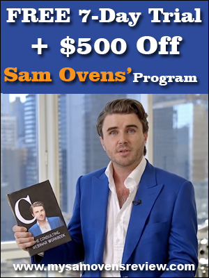 Sam Ovens Discount, Coupon or Free Trial? $500 Off + HUGE